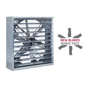 Ventilateur haute pression