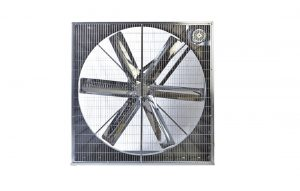 Ventilateurs circulateurs pales en acier inox